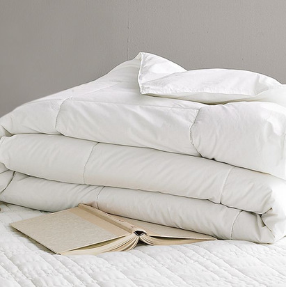Natural Down Duvet Cover Insert - King