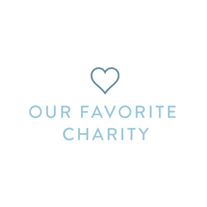 Our Favorite Charity (editable)