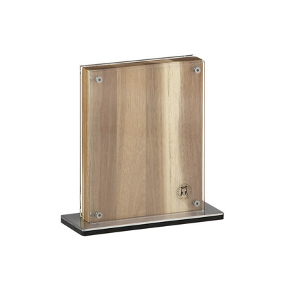 Schmidt Brothers Acacia Midtown Knife Block