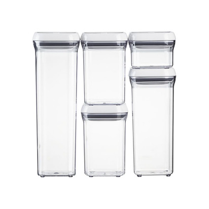 Christine jonathan blueprint registry oxo 5 piece pop container set malvernweather Images