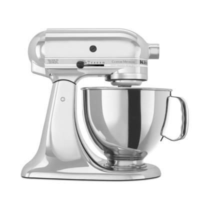 Shop blueprint blueprint registry kitchenaid metallic series 5 qt stand mixer chrome malvernweather Images