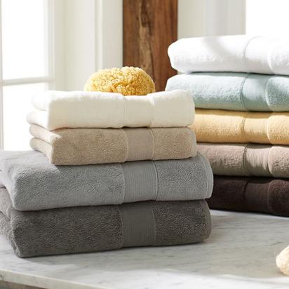 PB Classic 820-Gram Weight Hand Towel - White