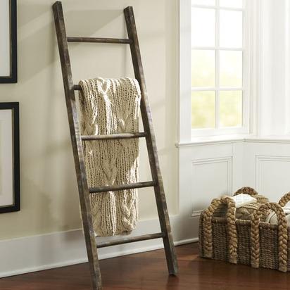 Rustic Ladder, 5'