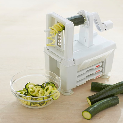 Paderno Spiralizer 4-Blade - White