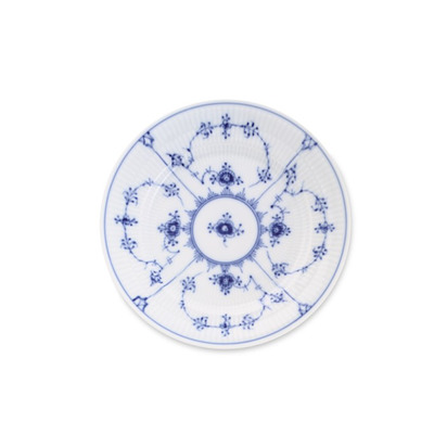 Royal Copenhagen Blue Fluted Plain Dinnerware - Bread and Butter Plates