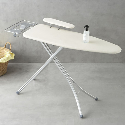 Fibertech Wide Top Ironing Board with Sleeve Board