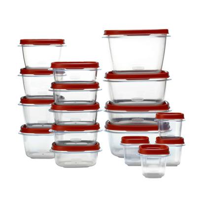 Watts ferree wedding blueprint registry rubbermaid easy find lids food storage container set 34 piece malvernweather Images