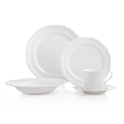 Mikasa Dinnerware, Antique White 5 Piece Place Setting