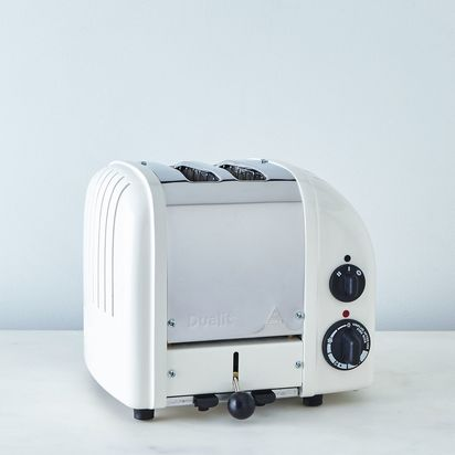 Dualit Toaster (2-Slice) - 2-slice, Canvas White