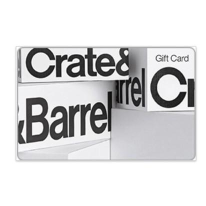 Shop blueprint blueprint registry crate barrel egift card malvernweather Image collections