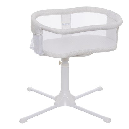 HALO Bassinest Swivel Sleeper Bassinet - Essentia Series, Honeycomb
