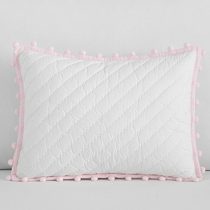 Decorative Sham - Light Pink