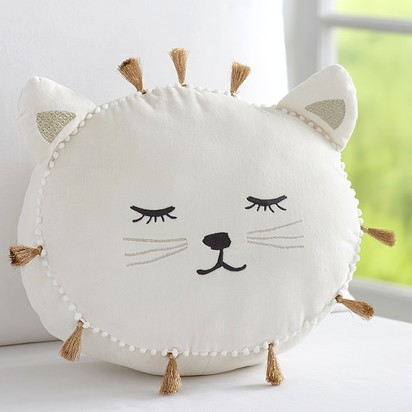 Decorative Pillow - Sleep Kitty