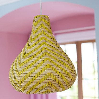 Margherita Missoni Yellow Basket Pendant - Yellow