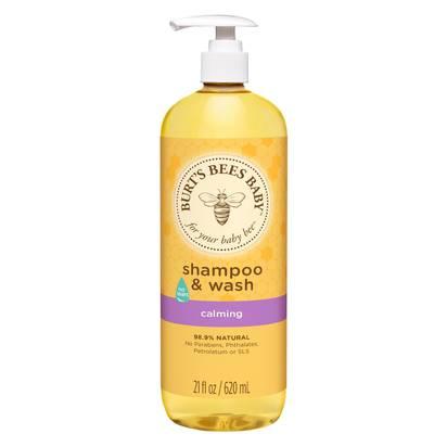 Burt's Bees Baby Shampoo & WashCalming - 21oz