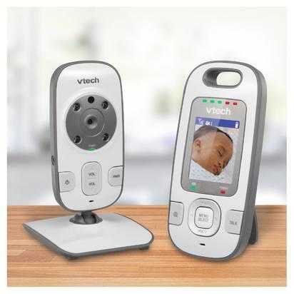 VTech® Safe&Sound® VM312 Color Video & Audio Baby Monitor