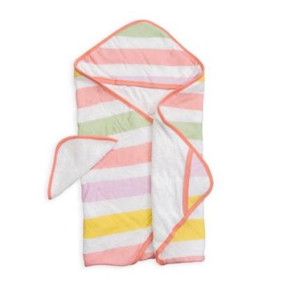 Hooded Towel & Wash Cloth Set - Cabana