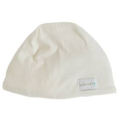 HUSH Hat Hearing Protection for Infants & Toddlers - Pearl