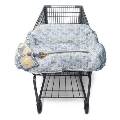 Boppy® Shopping Cart Cover in Sunshine