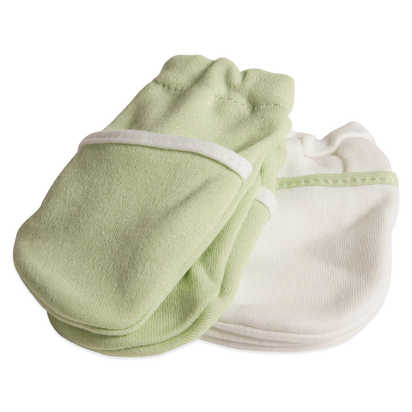 Safety 1st® No Scratch Mittens - Green