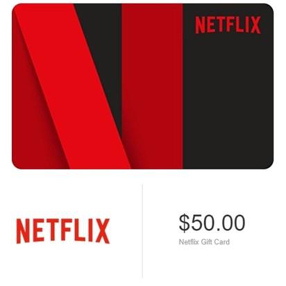 Netflix eGift Card