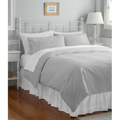 Kayleigh kurtis blueprint registry ultrasoft comfort flannel comforter cover king heather grey malvernweather Gallery