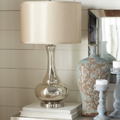 Lynne and titos wedding blueprint registry linden table lamp by birch lane malvernweather Images