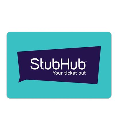 StubHub eGift Card