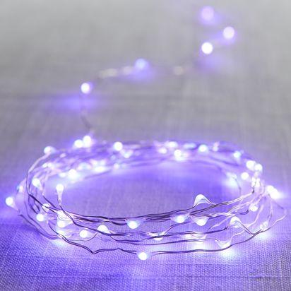 Purple 10' LED Glimmer Strings®